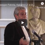 Didattica dell'italiano L1 e L2