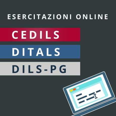 esercitazioni online cedils ditals disl-pg