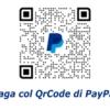 Paga col QrCode di PayPal