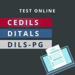 Test online per gli esami Cedils e Ditals