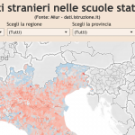 studenti stranieri nelle scuole italiane