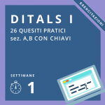 Esercitazioni Ditals I BASIC