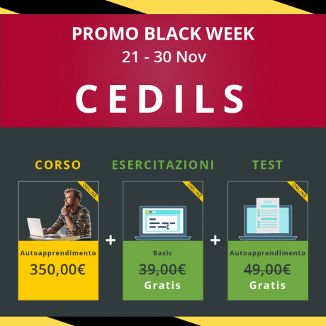 Cedils Black Week