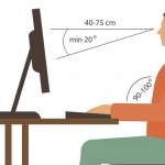 Sintomatologia posturale e didattica a distanza