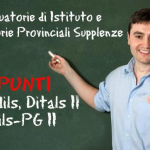 Graduatorie Provinciali delle Supplenze