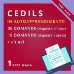 Esame Cedils - Domande su temi generali di glottodidattica