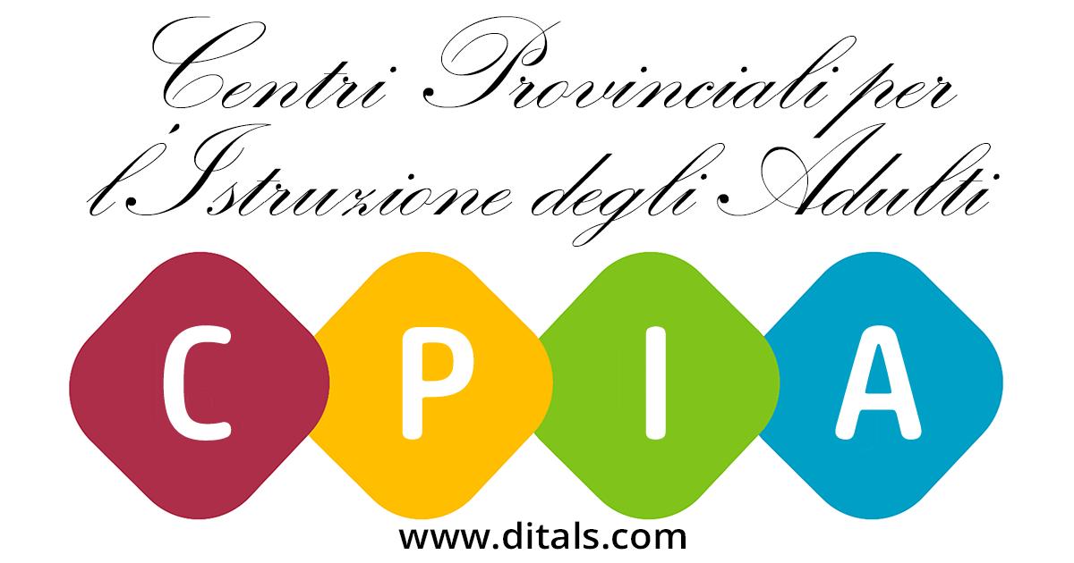CPIA in Italia (Centro Provinciali per l'Istruzione degli Adulti)