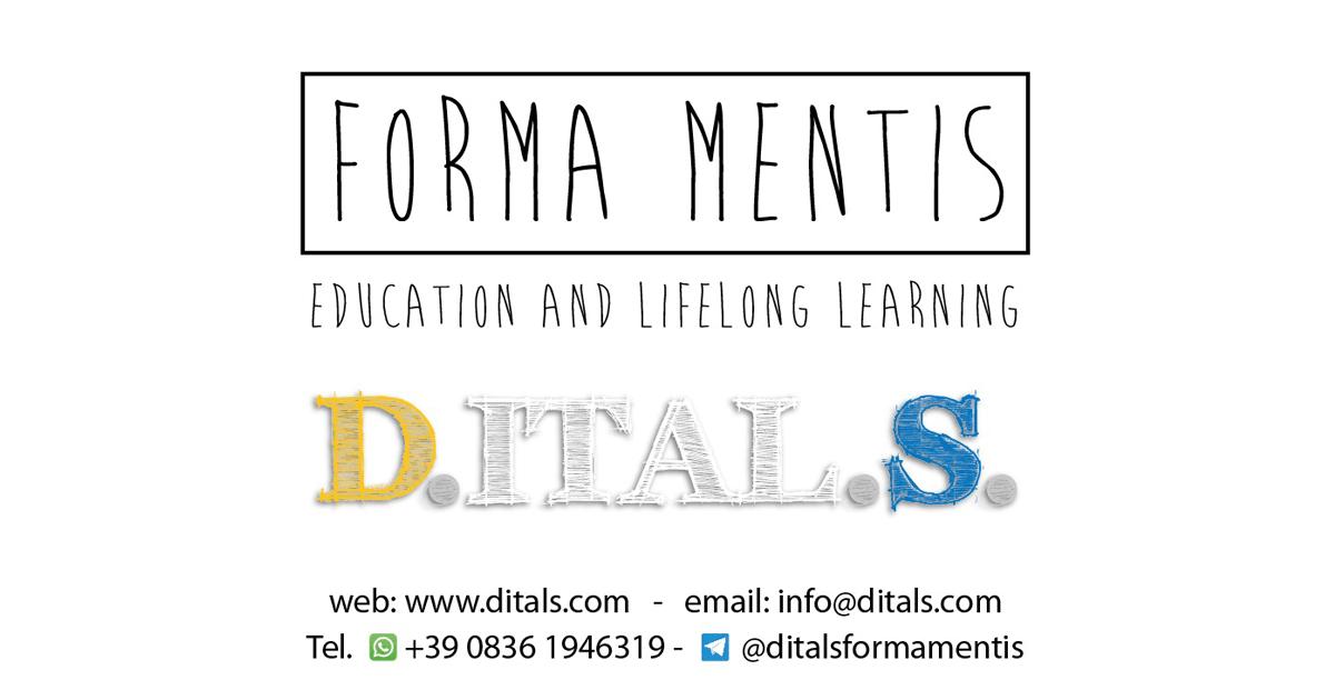 Consulenza gratuita di orientamento e preparazione agli esami delle certificazioni di didattica dell'italiano a stranieri Ditals, Cedils, DilsPG e all'insegnamento dell'italiano L2/Ls.