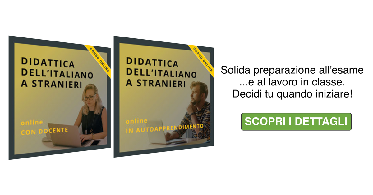 Insegnare italiano a stranieri: Cedils, Dils-PG, Ditals.
