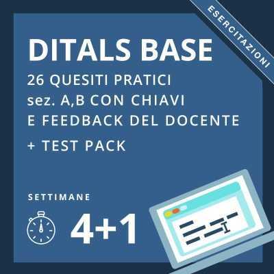 Simulazioni Ditals BASE online - PLATINUM