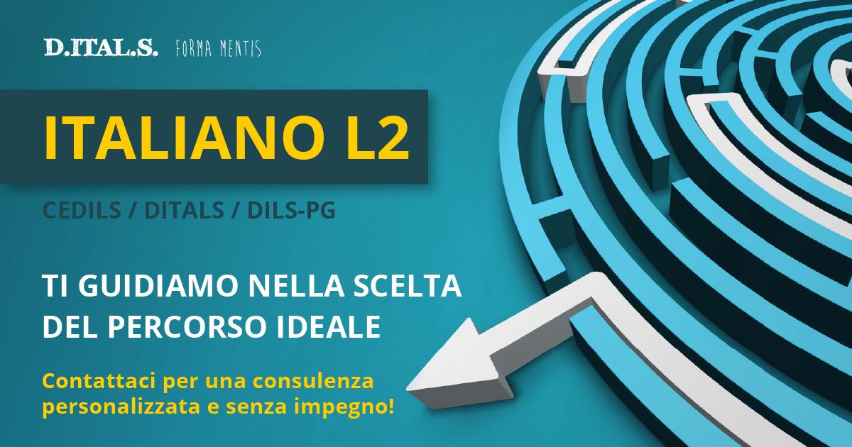 Orientamento ai titoli di specializzazione in italiano L2